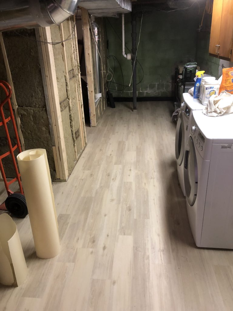 LVT Floating Floor - Arlington VA