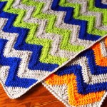Chevron 2.0 Crochet Blanket Pattern Made with Yarn Doubled or Not?