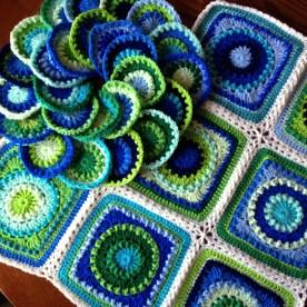 Crochet Blanket Color Combinations