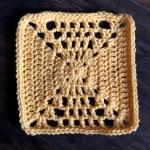 Crochet Motif – Delton Square