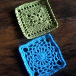 Crochet Motif – Johnny and Andrea Squares