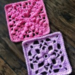 Crochet Motif – Wanda and Emily Squares