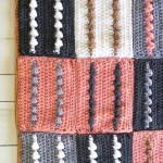 Cottontail Blanket FO Reveal