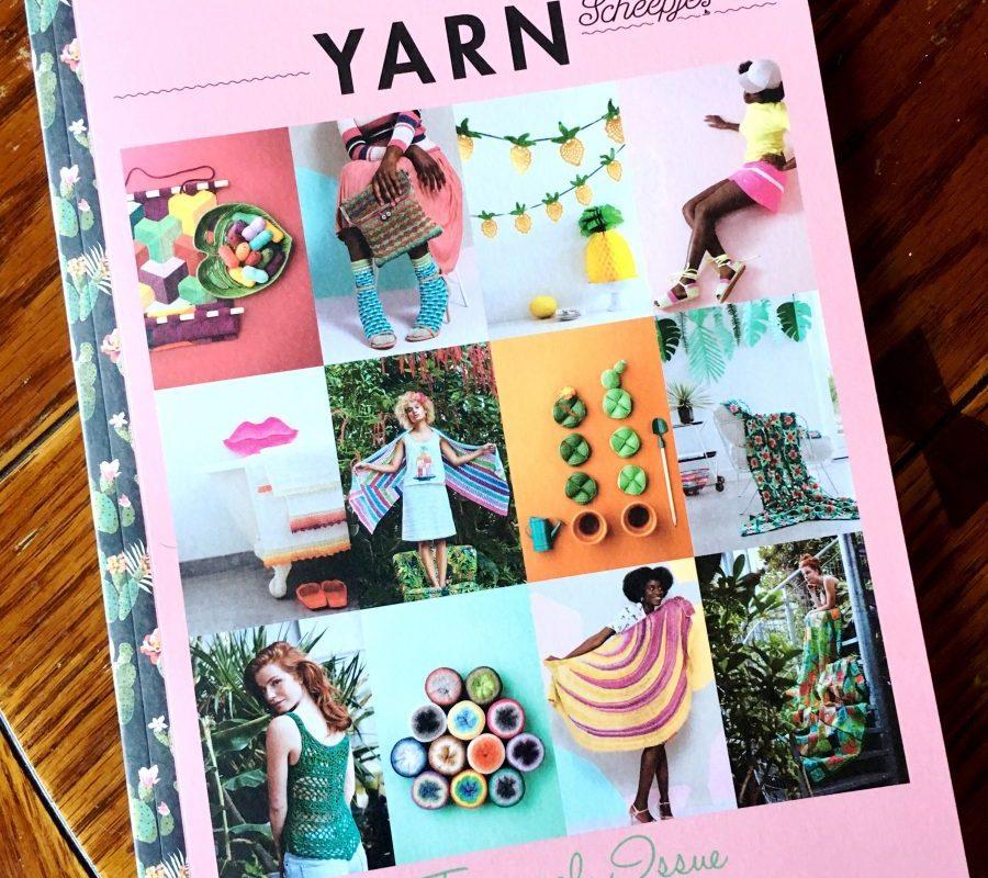 Scheepjes YARN 03 – The Tropical Issue