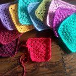 7 Fun Ways to Crochet a Granny Square!