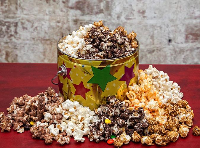 Gourmet Popcorn Cyprowski Candy Company