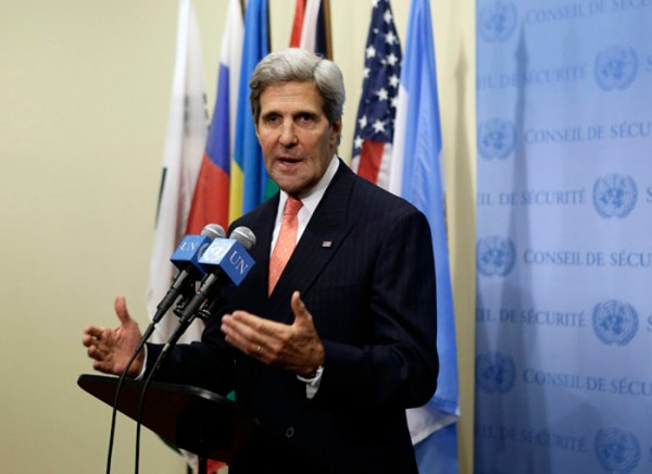 Kerry sees potential for quick Iran nuclear deal - Cyprus Mail
