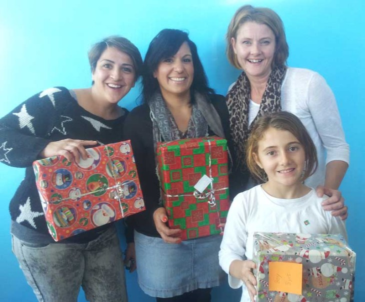 Christmas gift appeal for Paphos' needy children