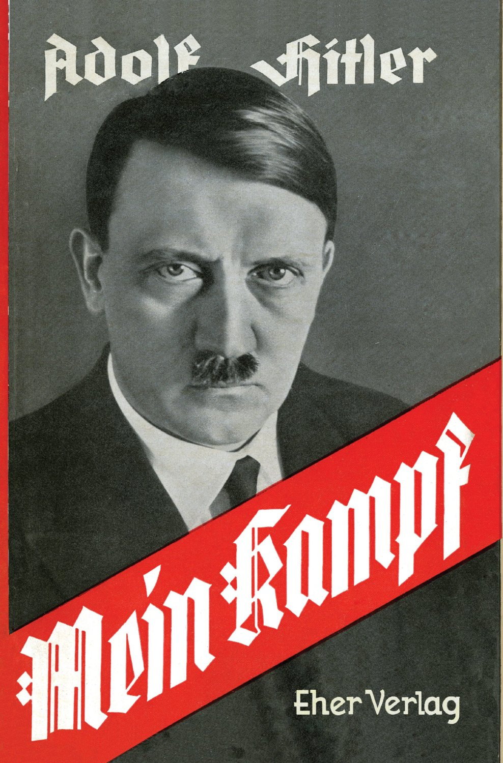Image result for mein kampf book cover