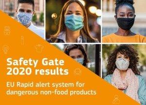 Coronavirus: 9% των επικίνδυνων προϊόντων που εντοπίστηκαν στην ΕΕ αφορούσαν το Covid-19