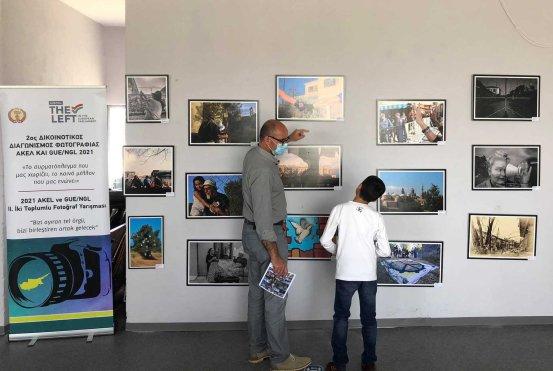Η δικοινοτική εκπομπή φωτογραφιών προσφέρει ελπίδα για ένα «ειρηνικό μέλλον»