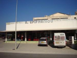 A. Epiphaniou Industries Ltd