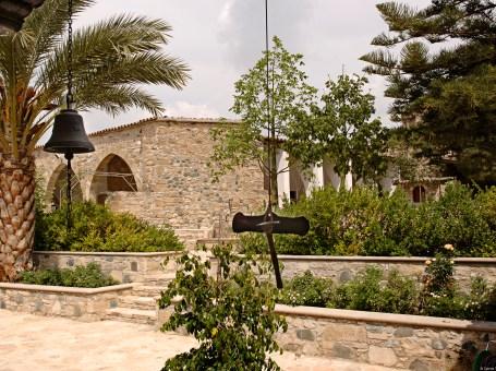 Agios Iraklidios Monastery