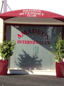 Amadeus Internet Club