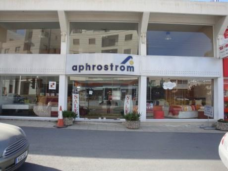 Aphrostrom