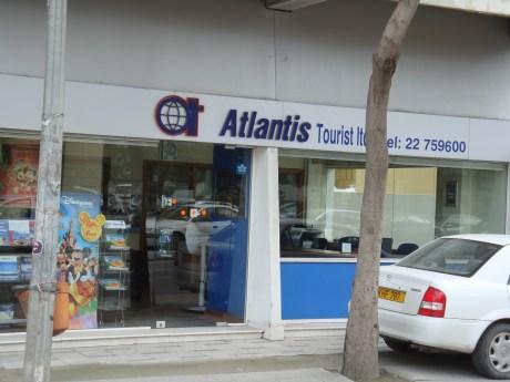 Atlantis Tourist Ltd