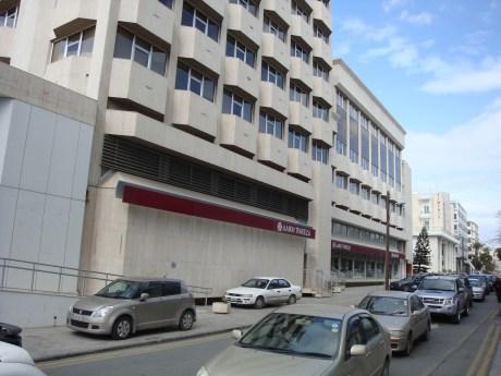Bank of Cyprus (Ex-Laiki Bank Branch)- Makariou Ave.