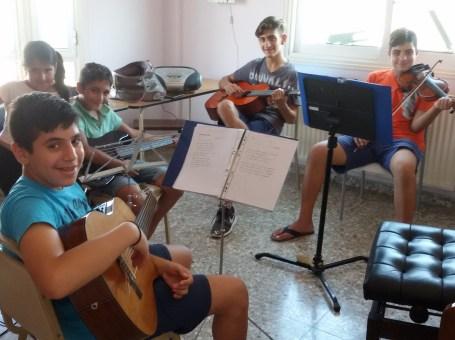 CMS Music School