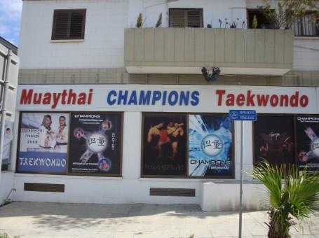 Champions TaeKwonDo