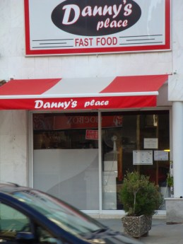 Danny's Place - Fast Food
