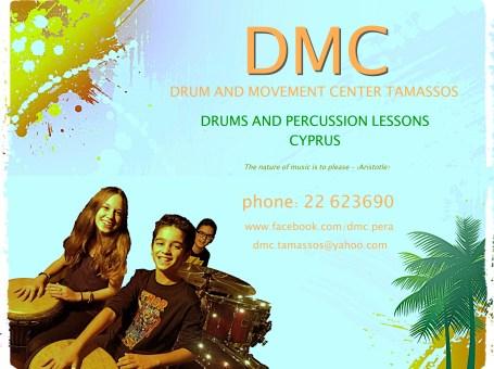 Drum and Movement Center Tamassos
