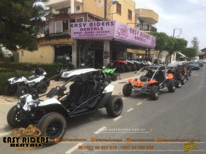 Easy Riders Rentals – Scooters, Quad Bikes, Buggies for hire