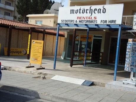 Elenios Rental Cars Ltd