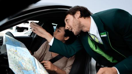 Europcar Car Rentals - Agia Napa