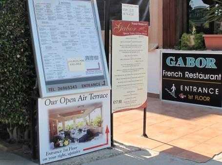 Gabor Restaurant