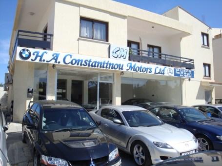 H.A. Constantinou Motors Ltd