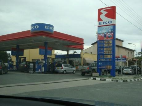 Hellenic Petroleum Cyprus -EKO Aradippou