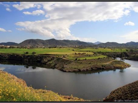 Klirou Dam