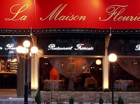 La Maison Fleurie Restaurant
