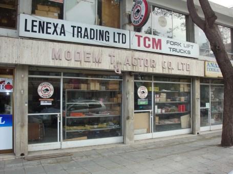 Lenexa Trading Ltd