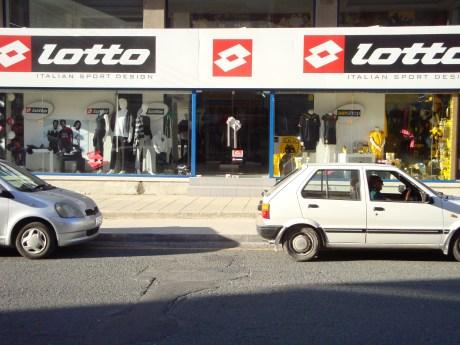 Lotto Italian Sport Design