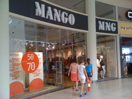 Mango - My Mall