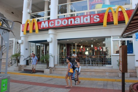 McDonald's Larnaca - Phinikoudes