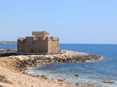 Medieval Paphos Castle