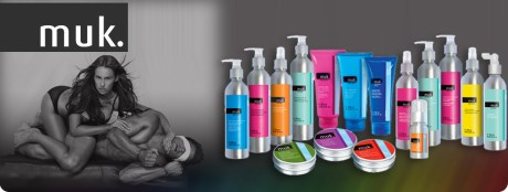 Muk - Hair Care products with an EDGE