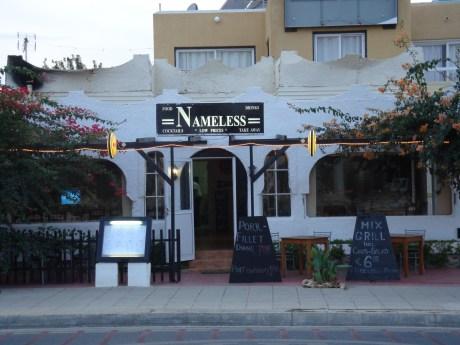 Nameless Bar