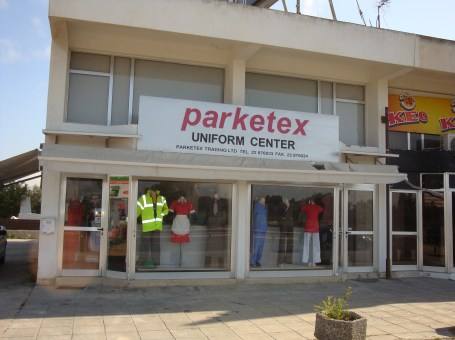 Parketex Uniform Center