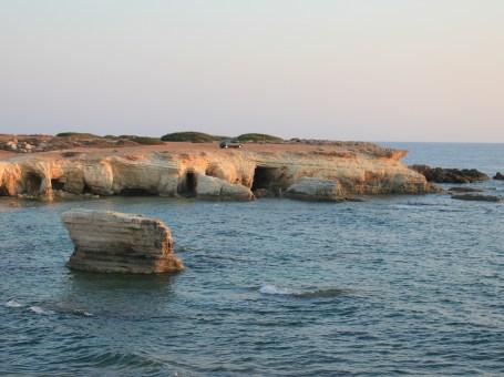 Pegeia Sea Caves