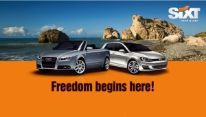Sixt Rent A Car – Car Hire in Cyprus