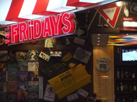 TGI Fridays – Mall of Cyprus
