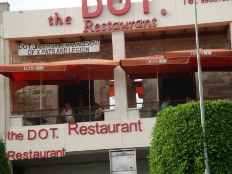 The Dot .Restaurant