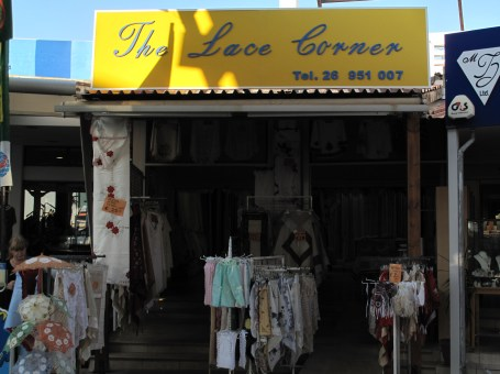 The Lace Corner