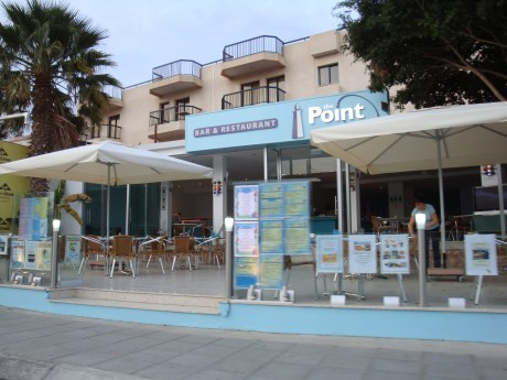 The Point Bar & Restaurant