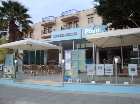 The Point Bar & Restaurant