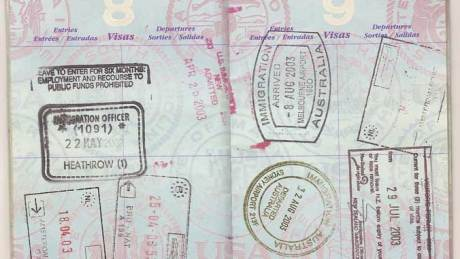Entry and Visa Requirements
