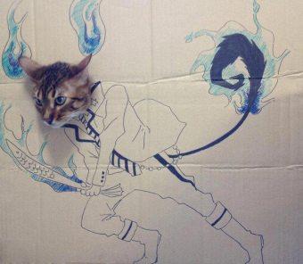 ao no cat
